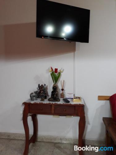 1 bedroom apartment in Bahia Blanca. Internet!