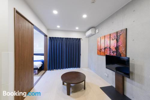 Apartamento con wifi en Tokio.