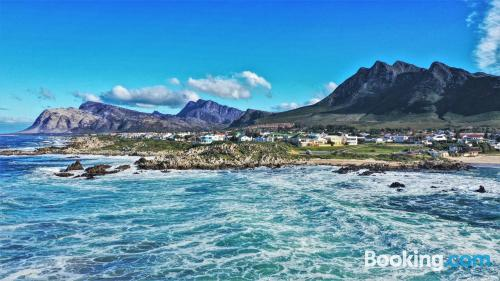 Place for two in Kleinmond. 45m2!