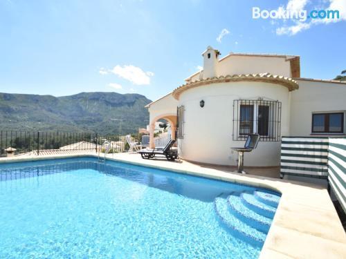 Apartamento en Adsubia con piscina