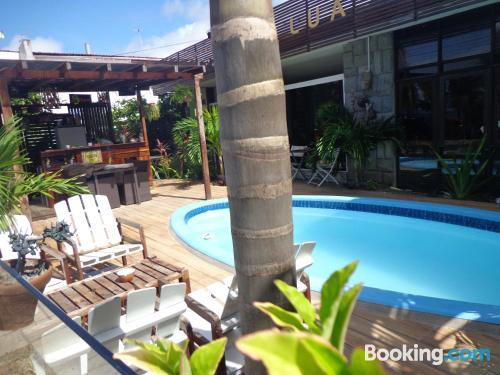 Place for 2 people in João Pessoa with terrace