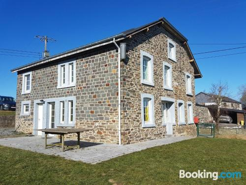 Apartment for 6 or more. La-Roche-en-Ardenne at your feet!