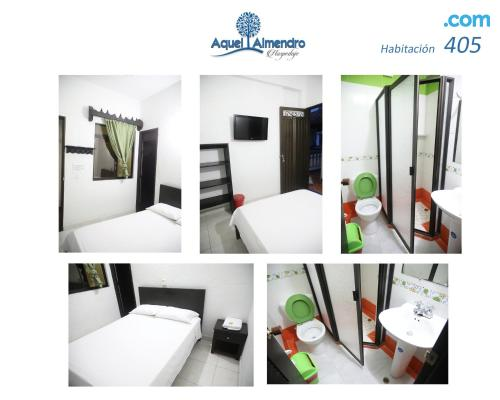 Place in Santa Fe de Antioquia. Perfect for 2!
