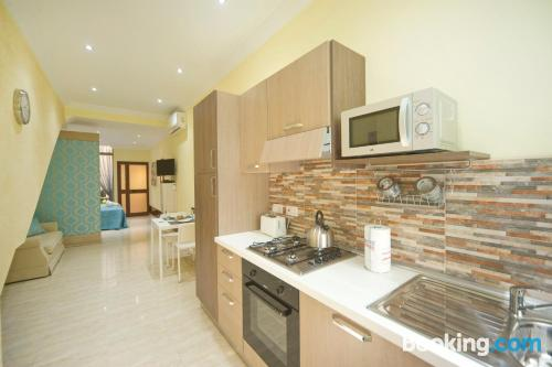 Apartment in Sliema with air