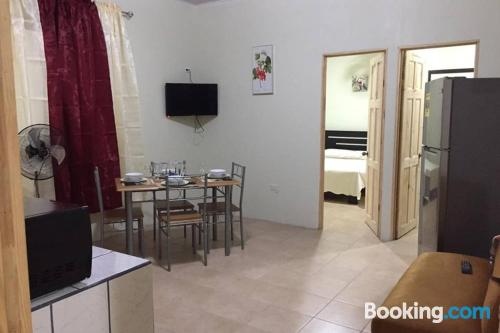 1 bedroom apartment home in Quepos convenient for groups.