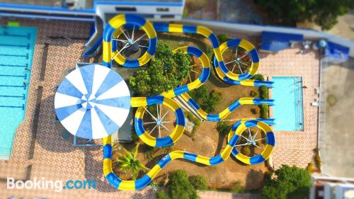Apartamento con piscina en Melgar