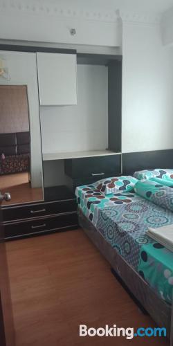 Apartamento de dos habitaciones en Bekasi para parejas