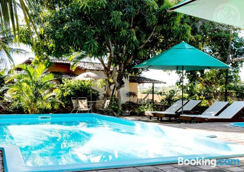 Pet friendly. Enjoy your pool in Pipa!