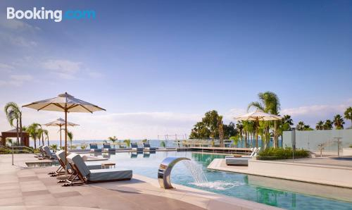 In Limassol ideal for families!