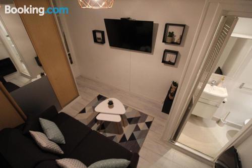 Appartamento vicino a tutte le attrazioni. Beausoleil dalla vostra finestra!.
