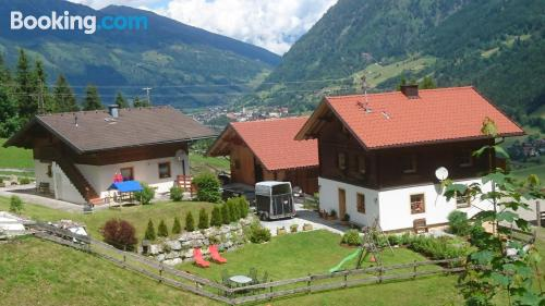 Experience in Bad Hofgastein with terrace