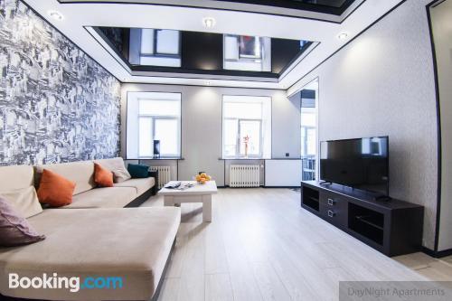 Apartamento en Vitebsk con wifi