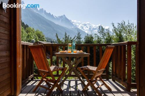 Amplio apartamento en Chamonix-Mont-Blanc.