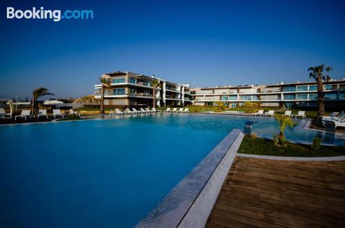 Apartamento con piscina en Alcochete.