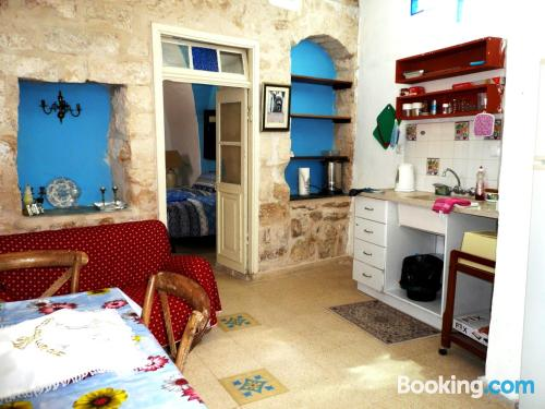 Apartment in Safed for two people