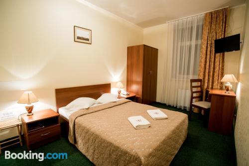 Cuco apartamento en Daugavpils con calefacción