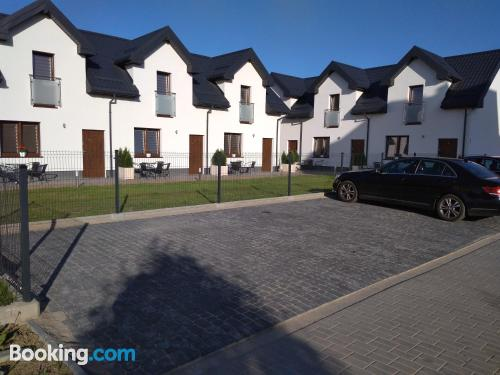 Two bedroom apartment in Ustronie Morskie best location with terrace