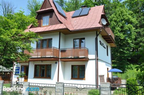 Apartment in great location in Szczawnica.