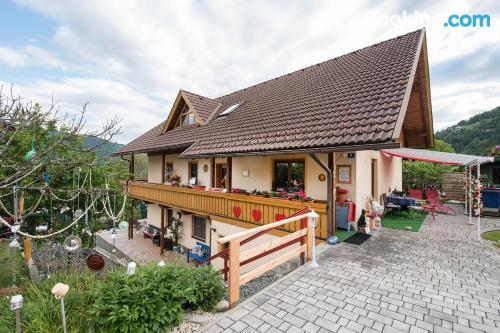 Apartamento con vistas en Bodensdorf