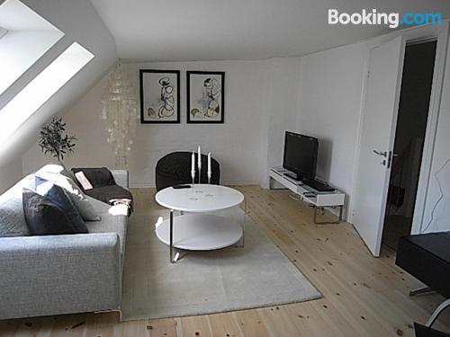 Two rooms apartment in Copenhagen.