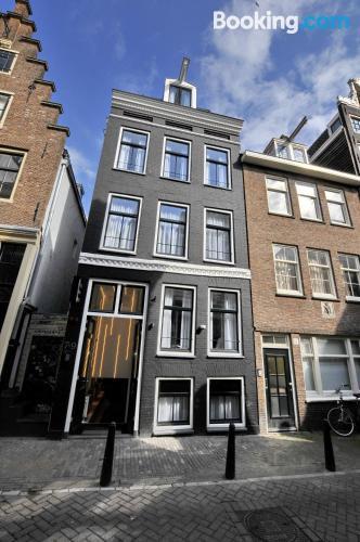 Amsterdam best location!. Wifi!.