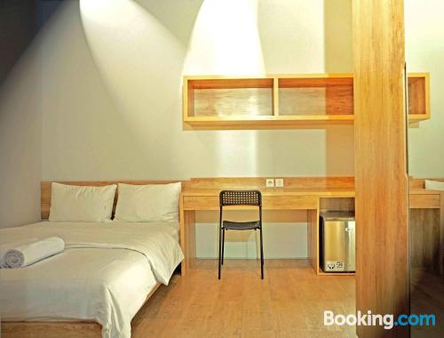 1 bedroom apartment place in Tangerang with swimming pool.