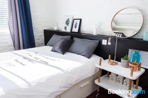 Práctico apartamento dos personas en Shanghai