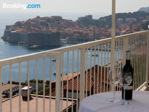 Apartamento para parejas en Dubrovnik. ¡Buena ubicación!