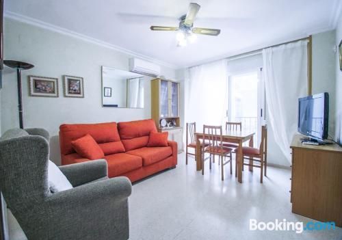 City-center apartment in Benidorm.