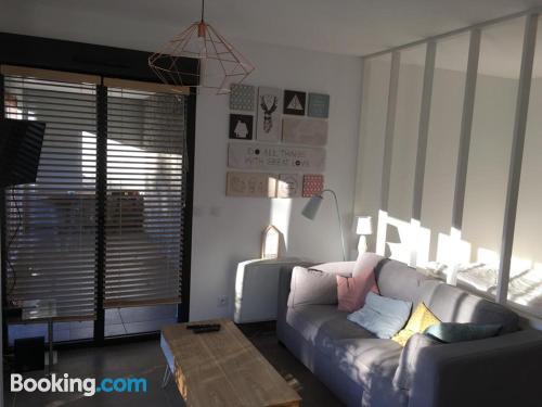 Apartamento con terraza en Ajaccio