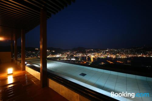 1 bedroom apartment place in Nagasaki with wifi.