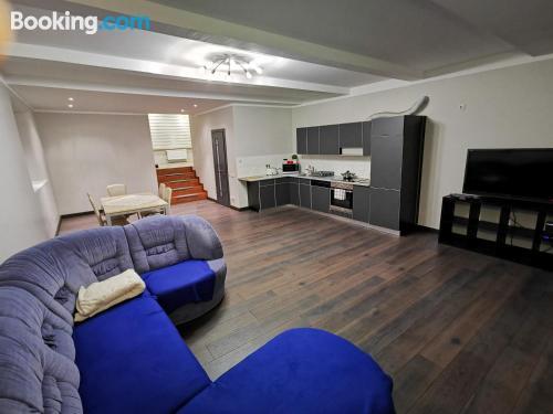 Ideal, dos habitaciones en Sigulda.