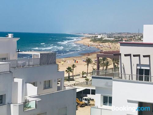 Apartment for groups in Asilah with terrace.