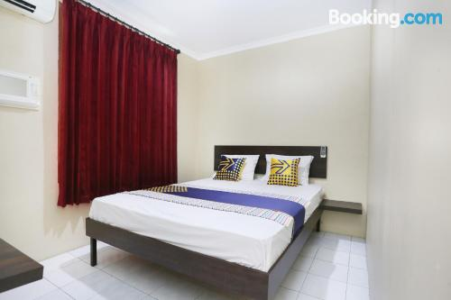 Apartment in Yogyakarta with wifi.
