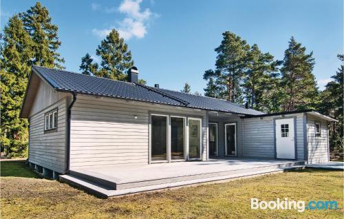 Spacious apartment in Åminne. 95m2!