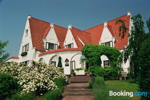 Apartment for 2 people in De Haan. Enjoy your terrace