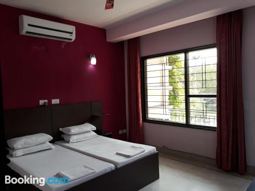Home for two in Noida. 23m2!