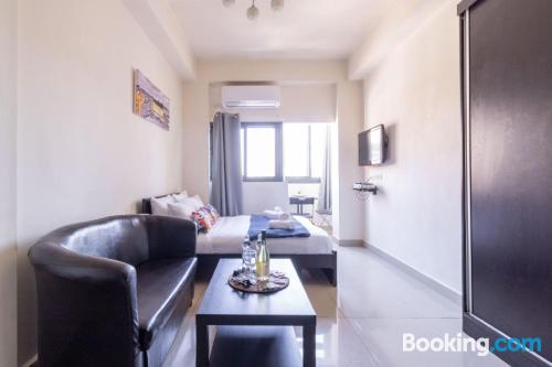 Home in Jerusalem with one bedroom apartment.