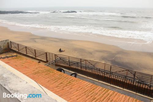 Apartment with terrace in great location of Anjuna