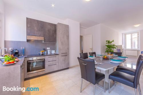 Apartment for families in Lugano. 95m2!.