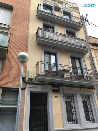 Dog friendly apartment in Barcelona. Convenient!