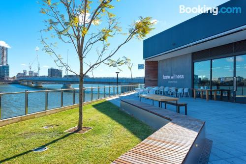 Amplio apartamento de dos habitaciones en Sidney