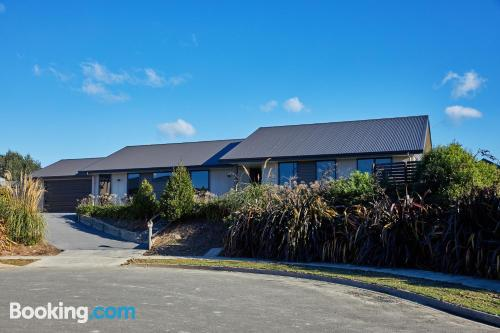 Home for groups in Kaikoura. Perfect!.