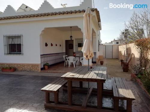 Apartment for six or more in Conil De La Frontera.