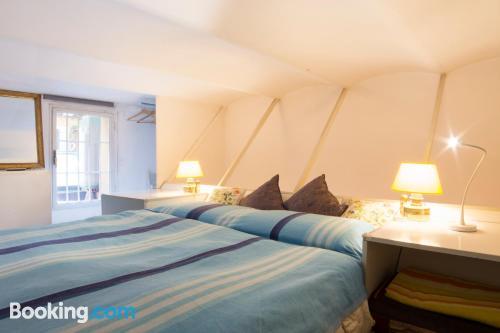 Espacioso apartamento de dos dormitorios en Roma