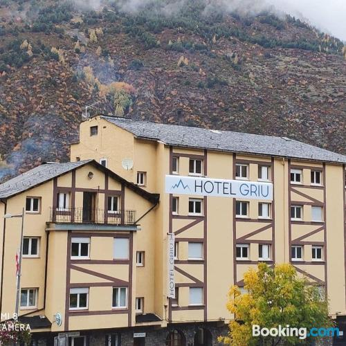 Perfect one bedroom apartment in Encamp.