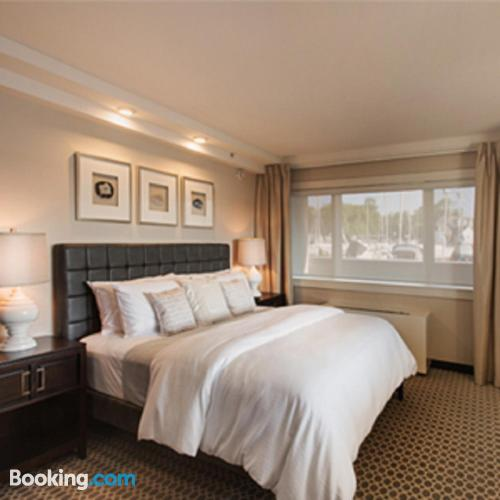Apartment in Port Washington with air