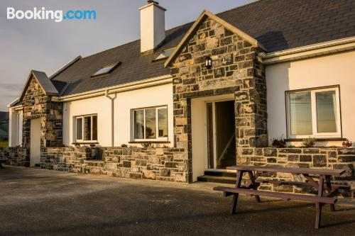 Place in Doolin with wifi