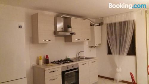 Apartment with internet in perfect location of Martinsicuro