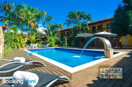Apartment with wifi. Enjoy your swimming pool in Paraty!